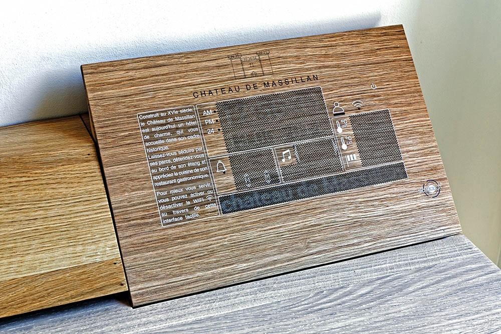 Interface Tactile