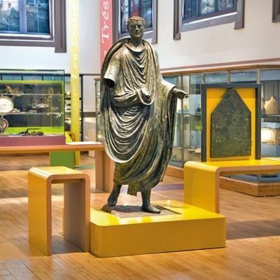 Musée des BEAUX ARTS et D'ARCHÉOLOGIE de Vienne