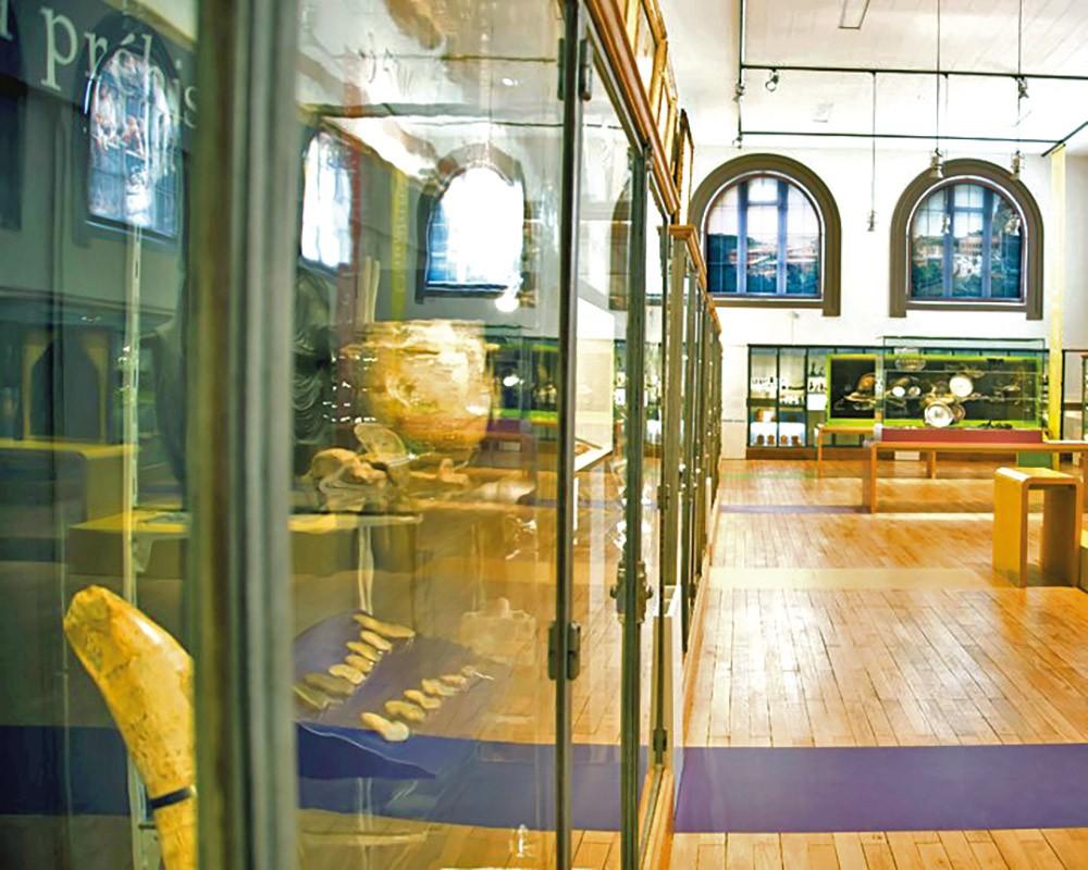 Réhabilitation d'anciennes vitrines